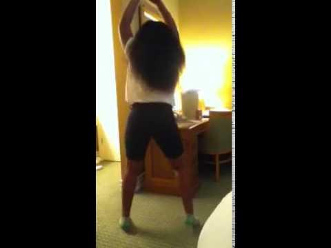 Twerking video