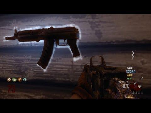 Black Ops Skullcrusher Black Ops 2 Zombies Ak74u