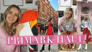 PRIMARK HAUL AND TRY ON | MARCH 2018