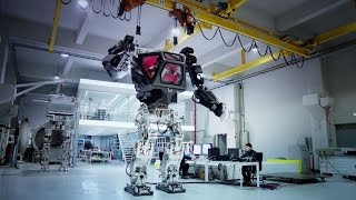This Robot Does What Its Pilot Does