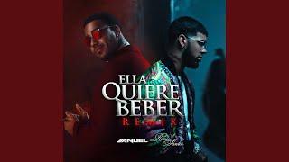 Ella Quiere Beber Remix Ft Romeo Santos