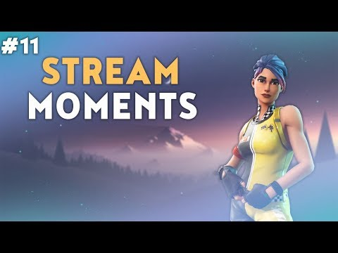 THROWBACK GAME Stream Moments #11 Fortnite Battle Royale Gameplay