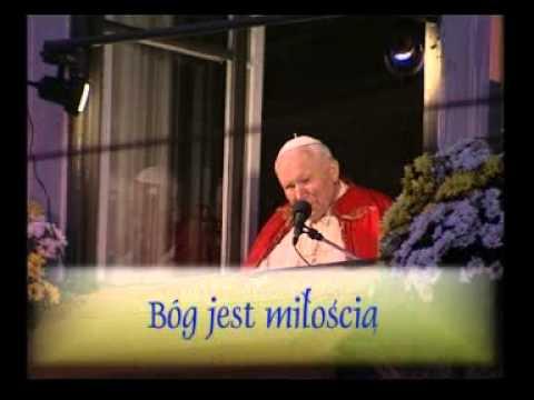 Jan Paweł II    Wszystkie Pielgrzymki Do Polski