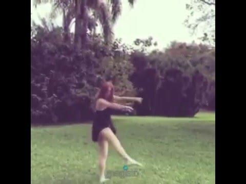 Ana Jara/Jim danse