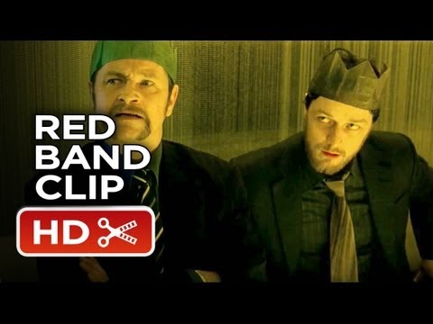 Filth Red Band Clip - I Don't Know You (2013) - James Mcavoy Movie Hd video