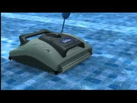 Dolphin DX3 - Swimming Pool Cleaner Review