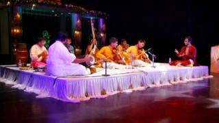 Kartigan and Ramanan Violin Arangetram - Thamburi Meetidavaa