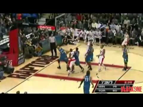 Andrea Bargnani Top 10 Plays as a Raptor