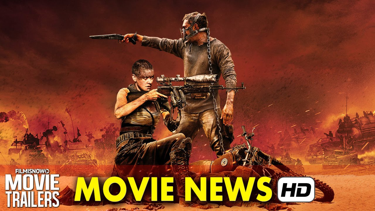 Mad Max: Fury Road Named Best Movie of 2015 [HD]