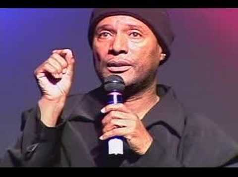 Paul Mooney..Missing White People