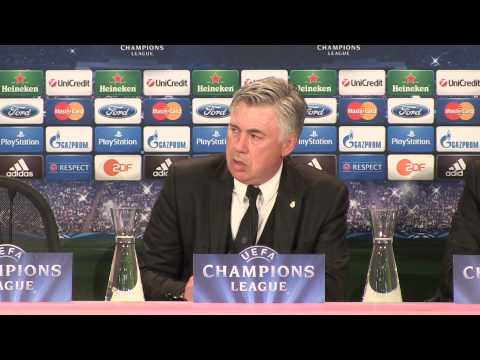Carlo Ancelotti: Victory over Bayern Munich was amazing
