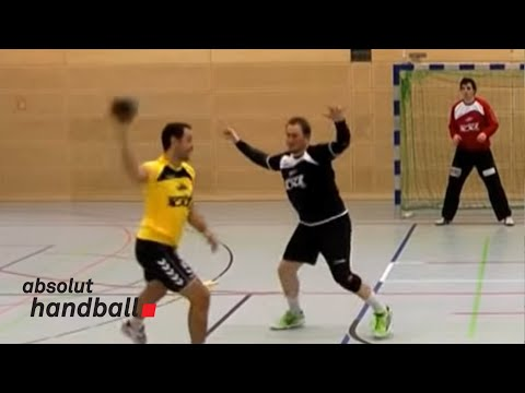 Handball --- Offense- tackletraining video