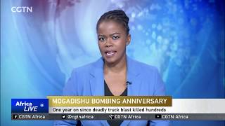 Somalia remembers: One year on since deadly truck blast