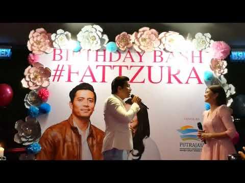 """Cinderella"" (Live) - Fattah Amin & Nur Fazura (26/09/2017)"