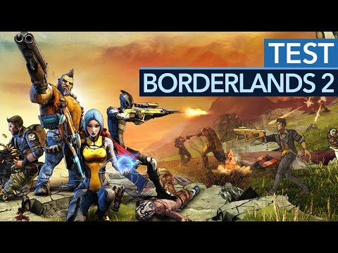 Borderlands 2 - Test / Review von GameStar (Gameplay)