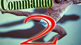 Commando -2 2017 Releasing Bollywood movie Trailer-Vidyuth Jamwal-