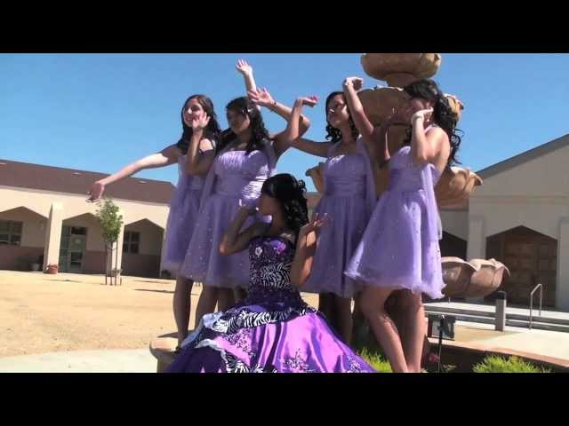 Quinceanera Hightlight