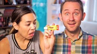Americans Try Snacks From Slovakia!