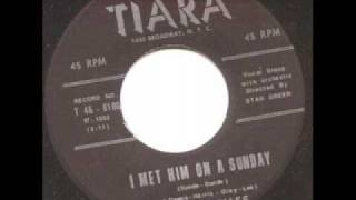 Watch Shirelles I Met Him On A Sunday video