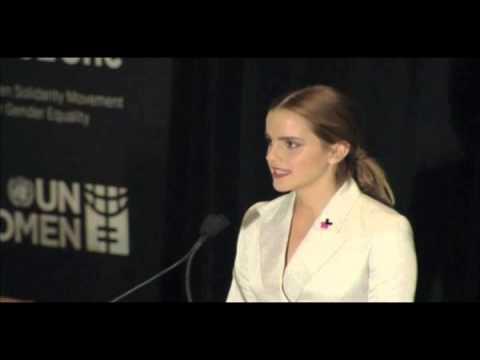 Emma Watson HeForShe Speech at the United Nations | UN Women 2014