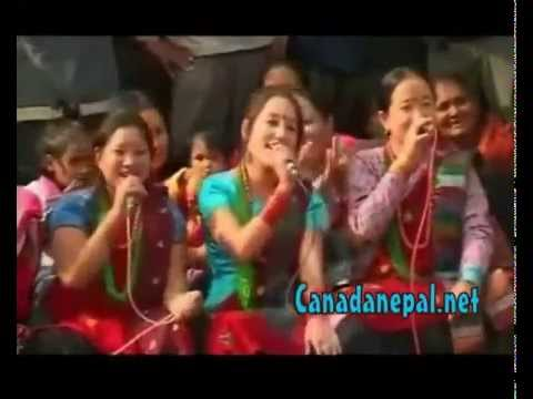 Super Hit Nepali Lok Geet Collection video