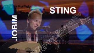 "(HD 720p) ""How Insensitive"", Antonio Carlos Jobim and Sting"