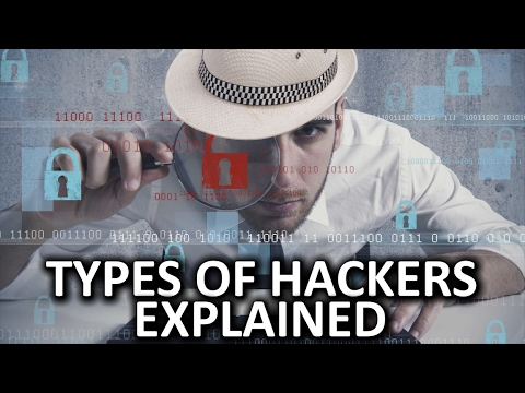 Types of Hackers (Hats) Explained
