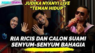 Download lagu JUDIKA - TEMAN HIDUP ( Live Judika Studio )