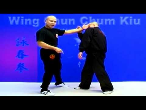 Wing Chun chum kiu - applications fight Image 1