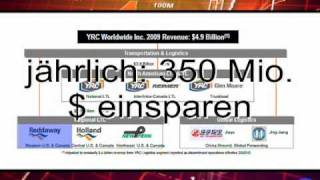 News Update: Relatively Good Cash Flow Detected in Shares of YRC Worldwide in the Trucking Industry