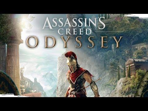 ASSASSINS CREED ODYSSEY. O Início de Gameplay. Dublado e Legendado em Português PT.BR!
