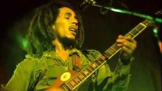 Bob Marley Three Little Birds Live 1980 Rare