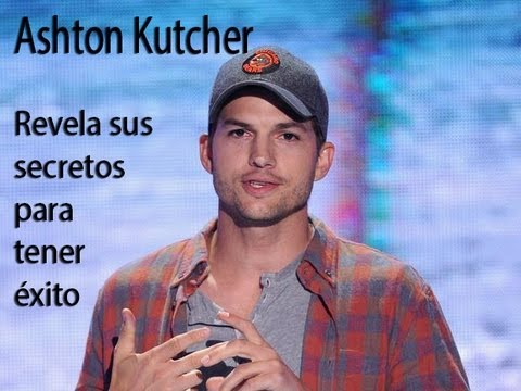 Ashton Kutcher Discurso Subtitulado al Español - Teen Choice Awards 2013