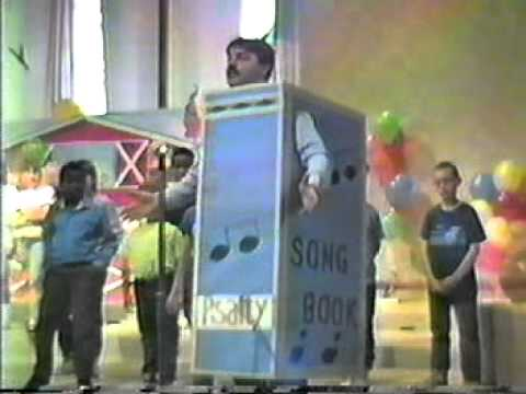 Kids Praise 3 - Psalty video