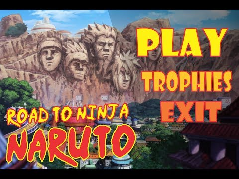 Naruto Game: Road To Ninja video