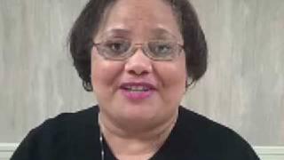 Rockbridge Seminary Graduate Rosalind Harris