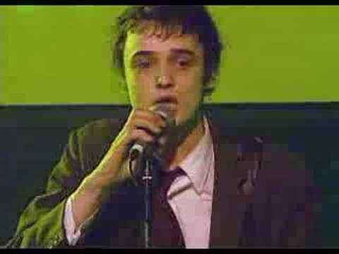 The Libertines NME Awards 2004
