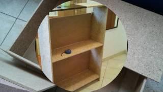 Uradi sam, Tapete za drvo, Oblaganje, lepljenje!  How to make new furniture !