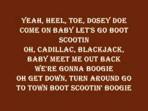 Brooks & Dunn - Boot Scootin