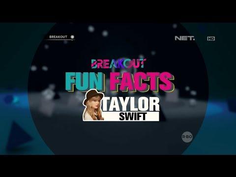 download lagu Breakout Fun Facts Taylor Swift gratis