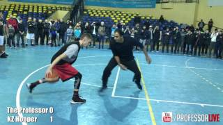 The Professor vs Kazakhstan Hooper