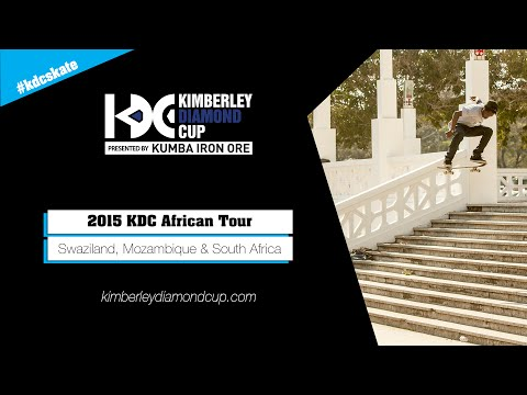 KDC African Tour 2015 (As Seen In AV Issue 29)