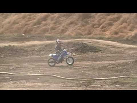 Yamaha PW50 + 4 year old = FUN Video