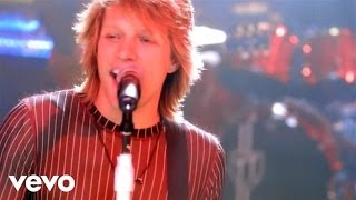 Watch Bon Jovi Misunderstood video