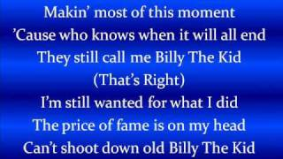 Billy Gilman - Billy The Kid