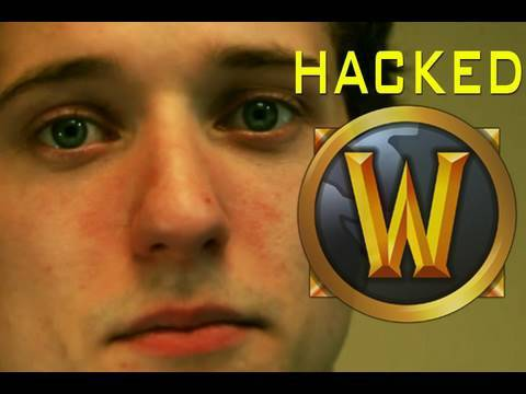 WoW Account Hacked:  Destroyed my Life - An Addicted Gamer