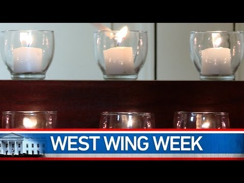 "West Wing Week: 12/20/13 or ""26 Candles"""
