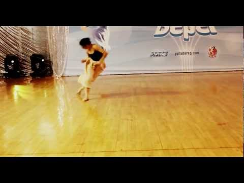 Ida Saki showcase on Idf World Cup Ranking competition, Ukraine, Jalta