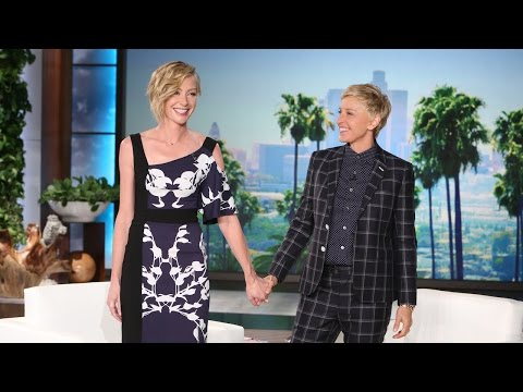Ellen and Portia Discuss the Baby Rumors
