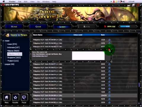 How to play DotA with Garena Plus!